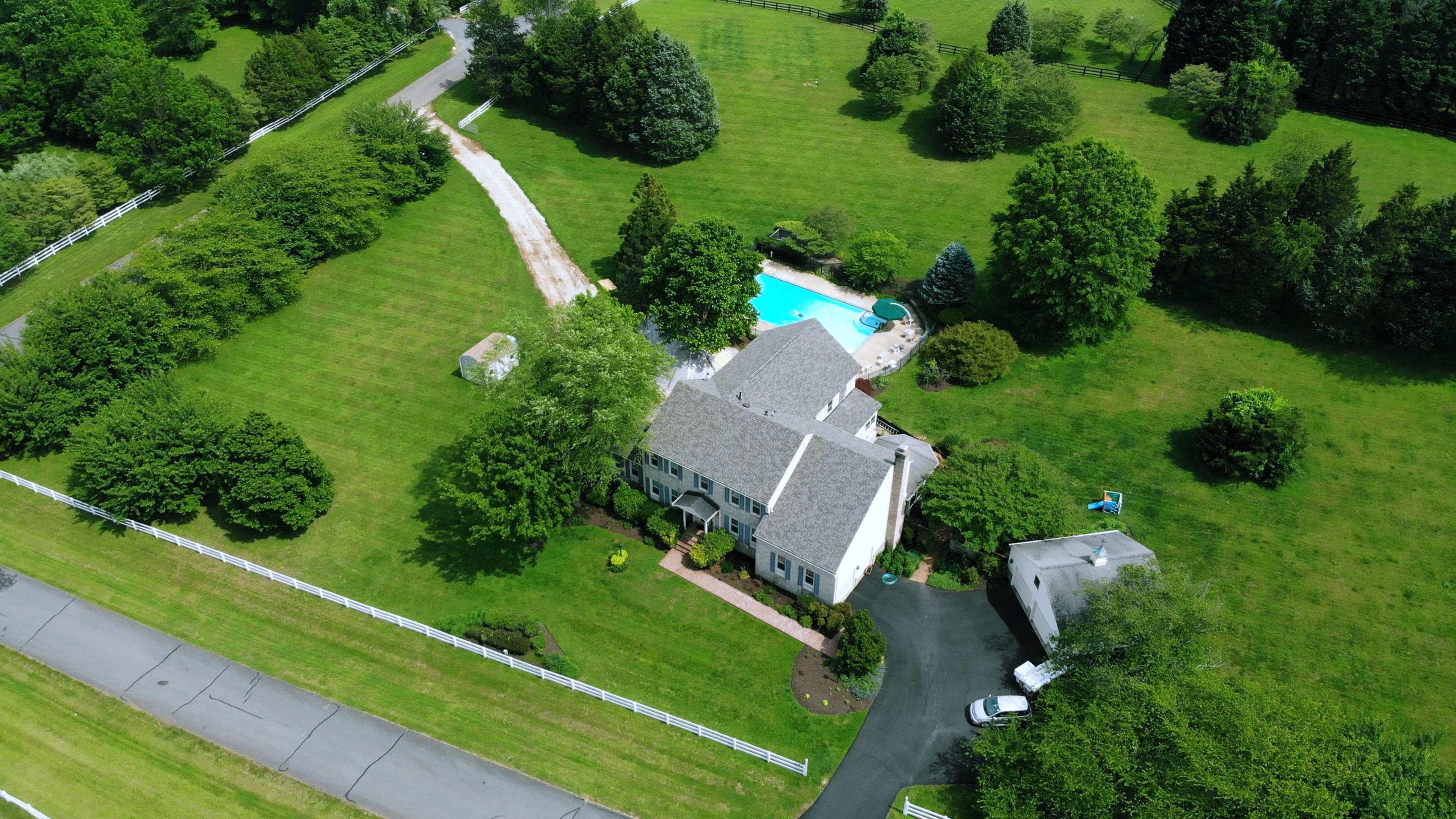 5 acre Million Dollar View in Clifton, VA